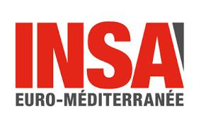 INSA Euromediterranee logo